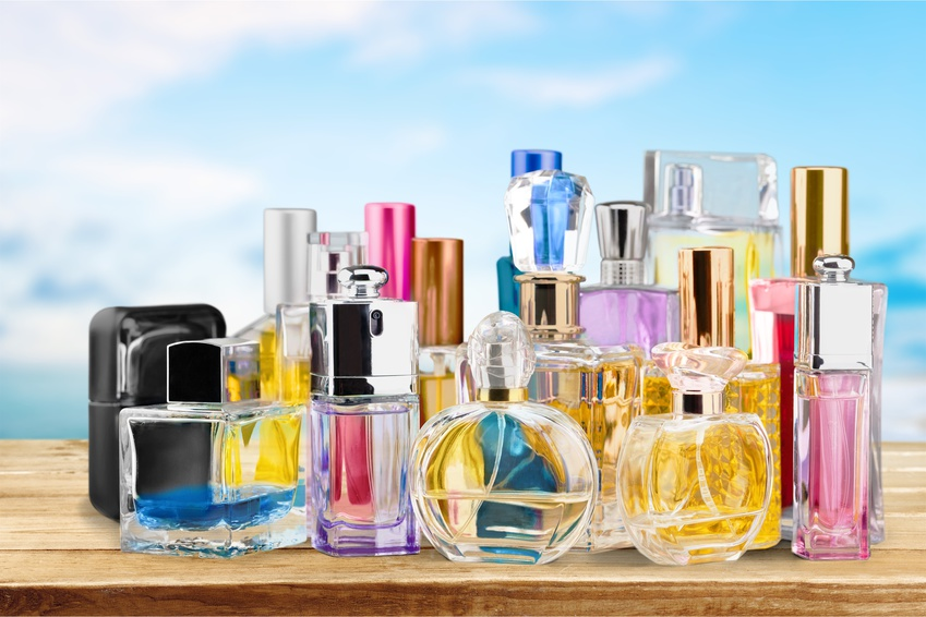 Trvanlivost parfému a jejich skladování