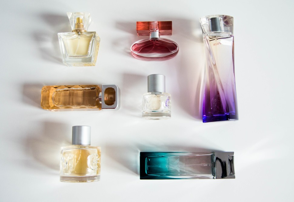 nejoblíbenější parfémy letošního roku