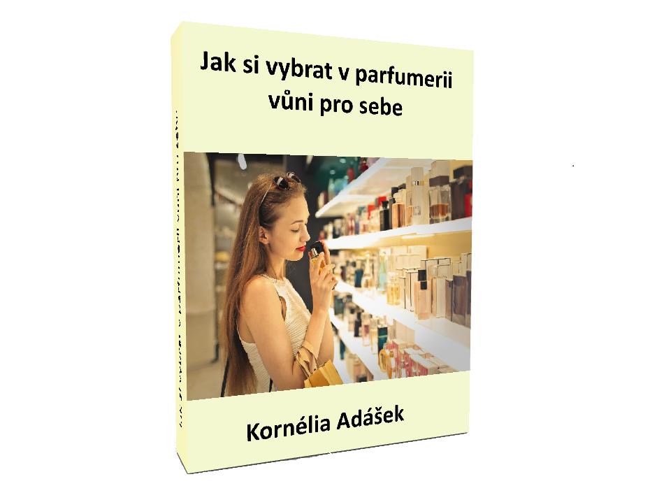 Jak si vybrat v parfumerii vůni pro sebe - Kornélia Adásek