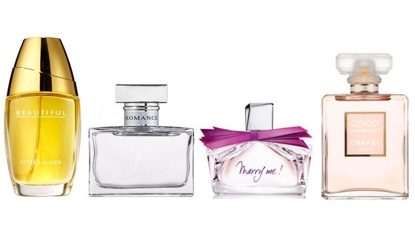 212fcce11b Svatební parfém – nejoblíbenější vůně pro nevěstu