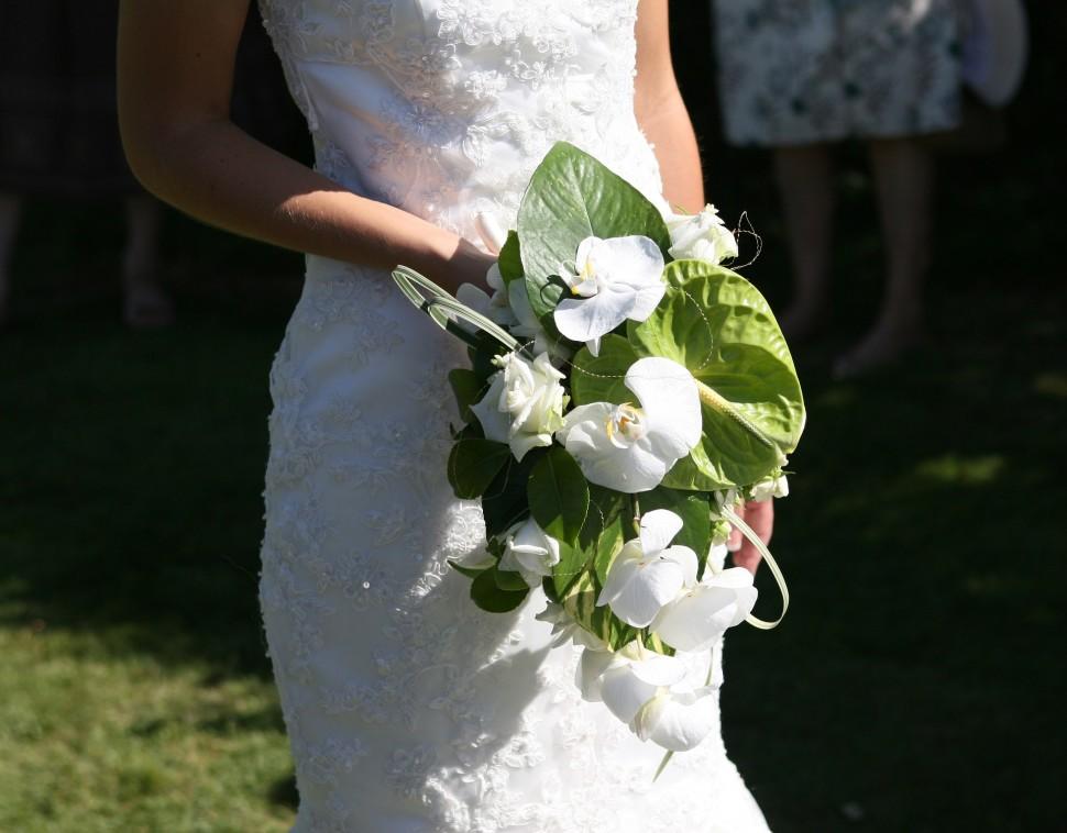 Svatební parfém – nejoblíbenější vůně pro nevěstu