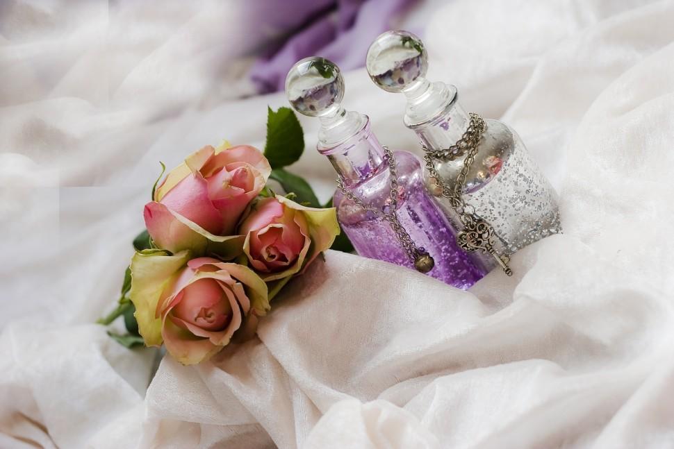 Top 5 vonných látek ve světě parfémů