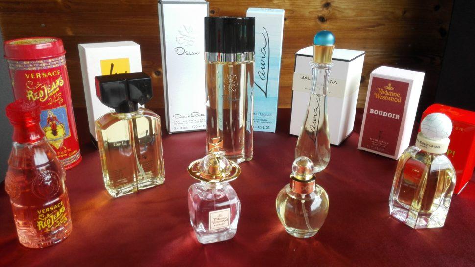 10 kultovních parfémů, které jsou vzrušující i dnes
