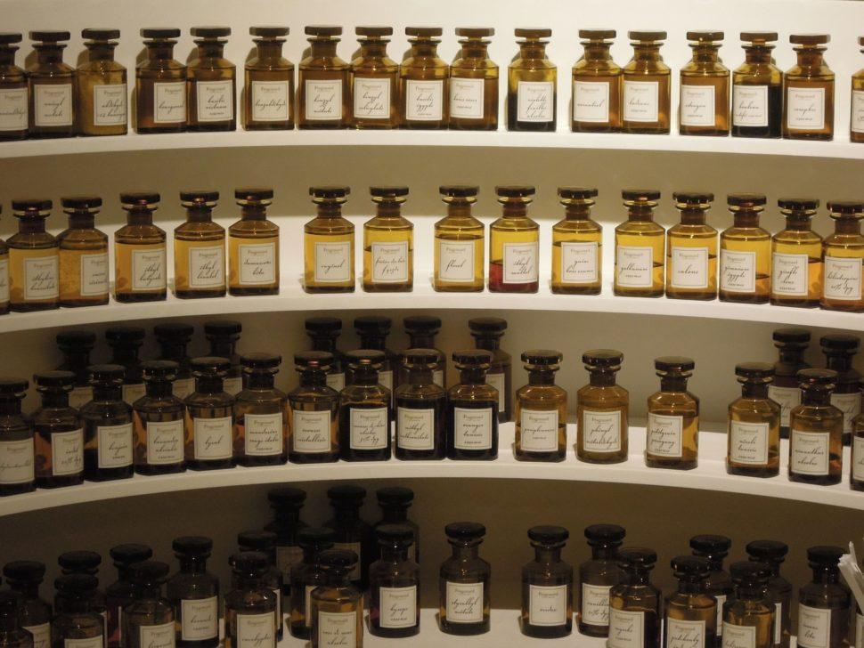 9 vzácných vonných látek – 2. část