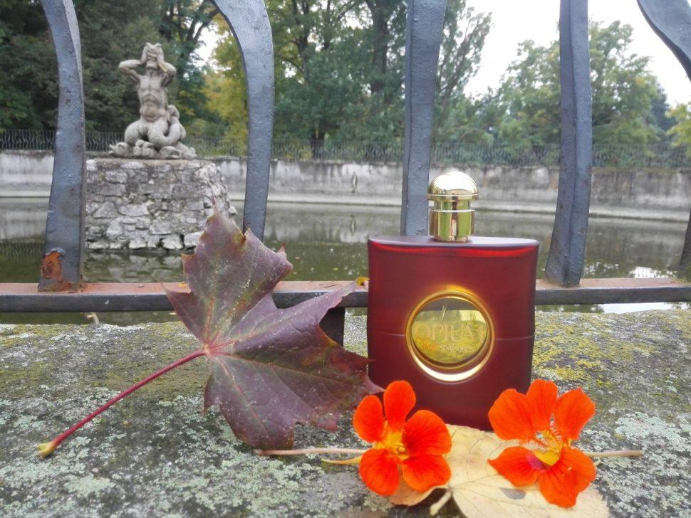 Hřejivé parfémy na podzim