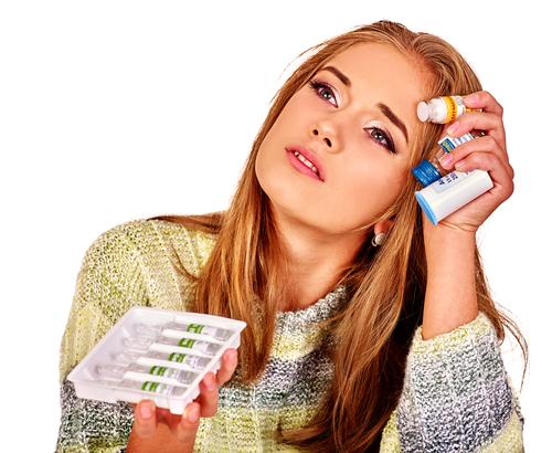 Parfémy a alergie