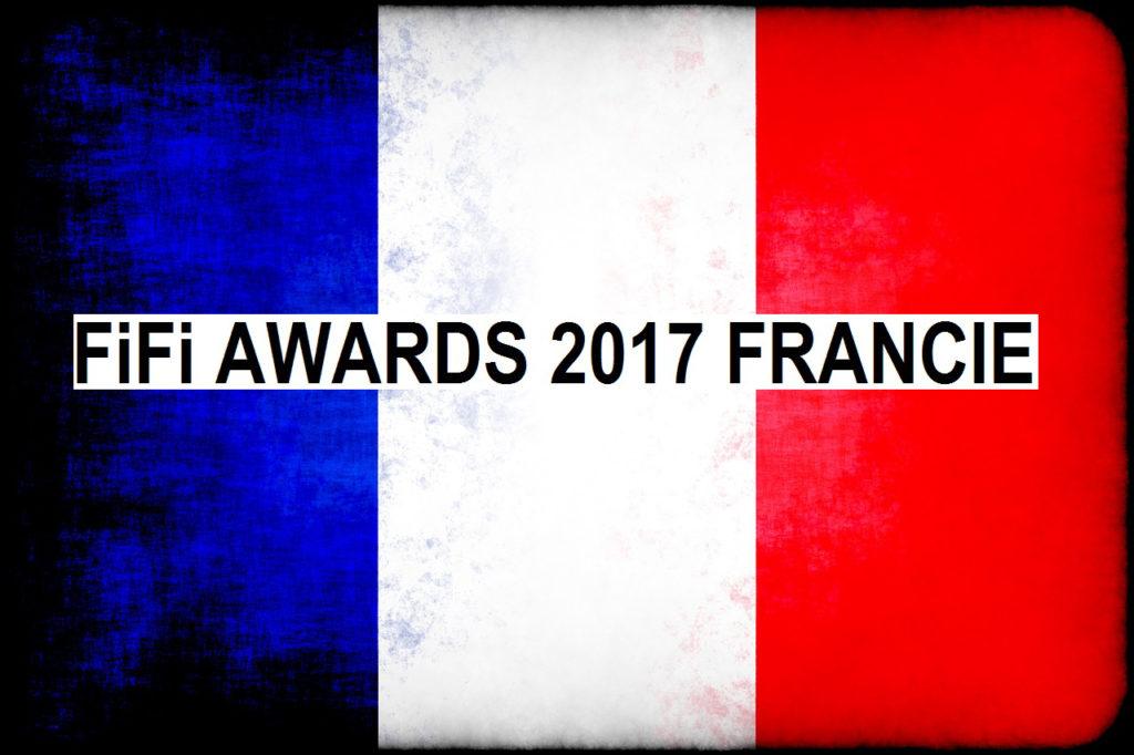 FiFi Awards 2017 Francie