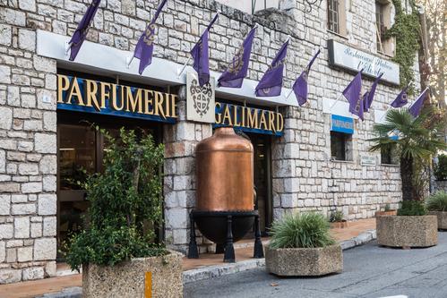 Galimard – kolébka francouzského parfumérství