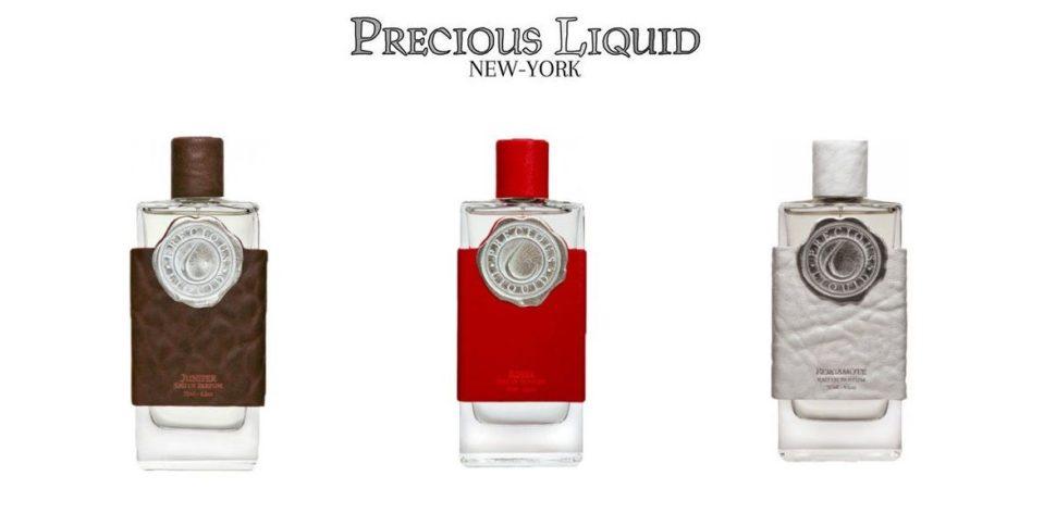 Precious Liquid a jejich 3D Scent®