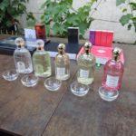 Scent Dinner aneb Degustace parfémů s gurmánskou večeří o 5 chodech