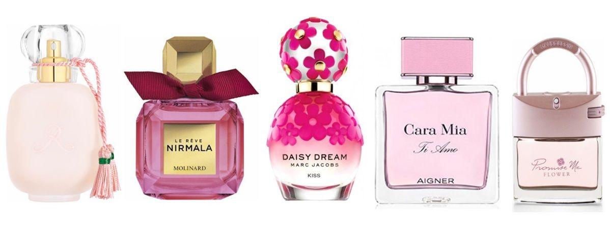 5 romantických parfémů (nejen) pro nevěsty