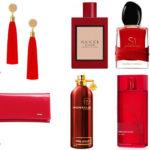 Vánoce v červené barvě aneb 7 vůní v červeném flakonu